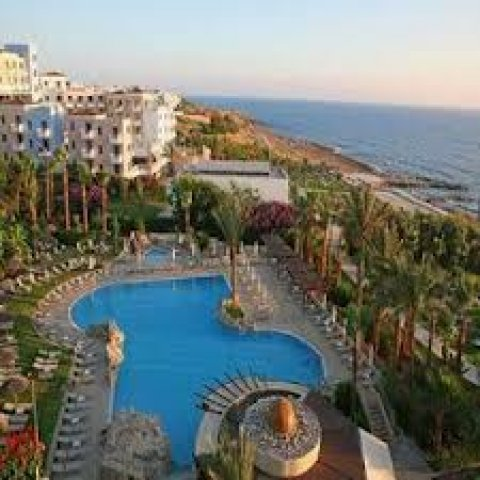 St George Hotel And Spa Paphos