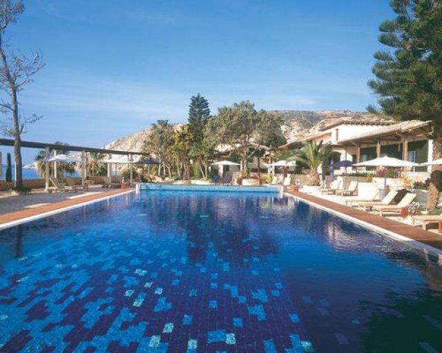Columbia Beachotel Pissouri Limassol Cyprus Hotels
