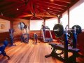Cyprus Hotels: Columbia Beachotel - Gym