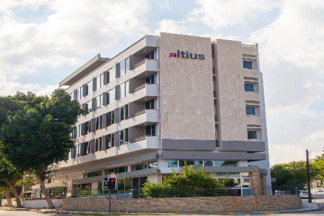 Altius hotel nicosia cyprus hotels for Boutique hotels cyprus