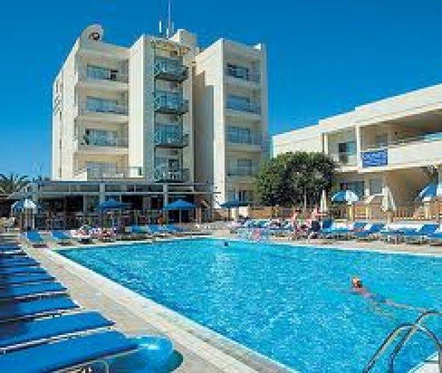 Sweet Memories Protaras Cyprus Hotels