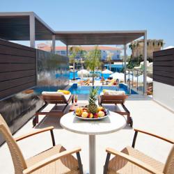 Olympic Lagoon Resort Paphos Fishermans Junior View