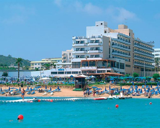 Silver Sands Beach Hotel Protaras Cyprus Hotels