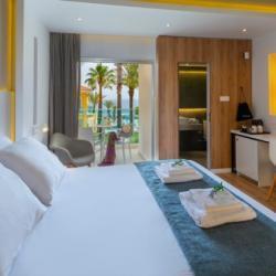 Malama Beach Holiday Village Double Room Sea View