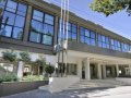 Cyprus Hotels: Alasia Hotel Entrance