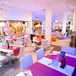 Eligonia Hotel Apartments At Lobby Cafe