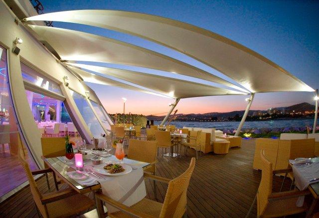 St raphael resort limassol cyprus hotels - Restaurant la table st raphael ...