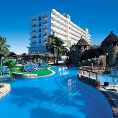 Flamingo Beach Hotel Larnaca Cyprus