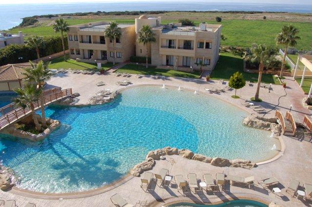 Кипр отель корал