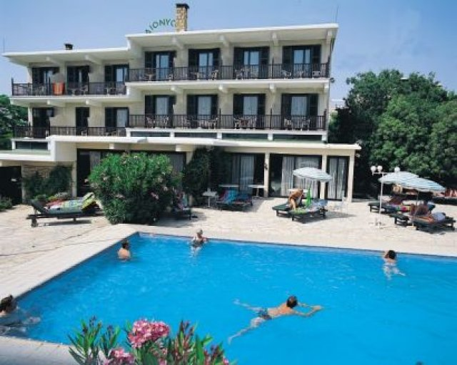 Photo Gallery 1 Dionysos Central Hotel Paphos