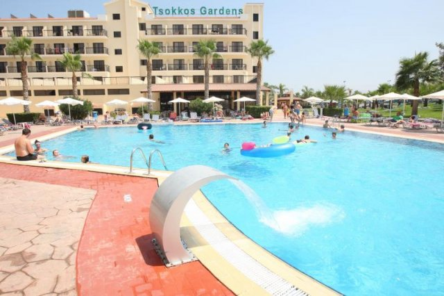 Tsokkos Gardens Apartments Protaras - Cyprus Hotels