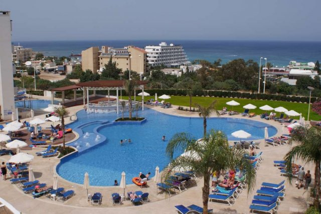 Brilliant Hotel Apartments Protaras Cyprus Hotels