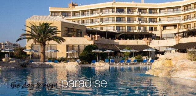 Venus Beach Hotel Cyprus Standard Room