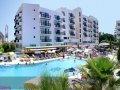 kapetanios bay hotel protaras cyprus pool exterior