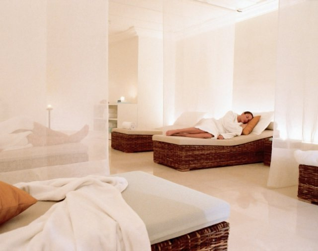 Cyprus Hotels: Anassa Hotel Spa - Relaxation Room