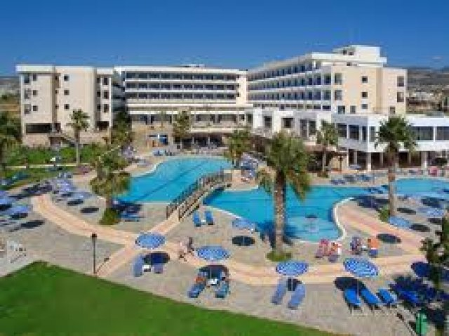 Coral Beach Hotel Paphos Cyprus Hotels