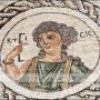Limassol Attractions: Kourion Archaeological Site - Mosaic Of Kt